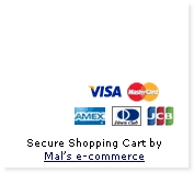 Secure Shopping Cart by